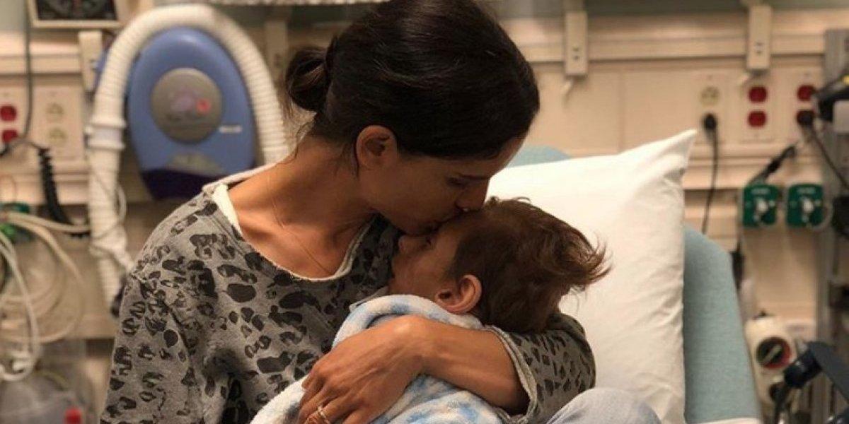 """""""Vuela alto Matteo"""": el mundo del espectáculo llora la muerte del hijo de Leonor Varela"""