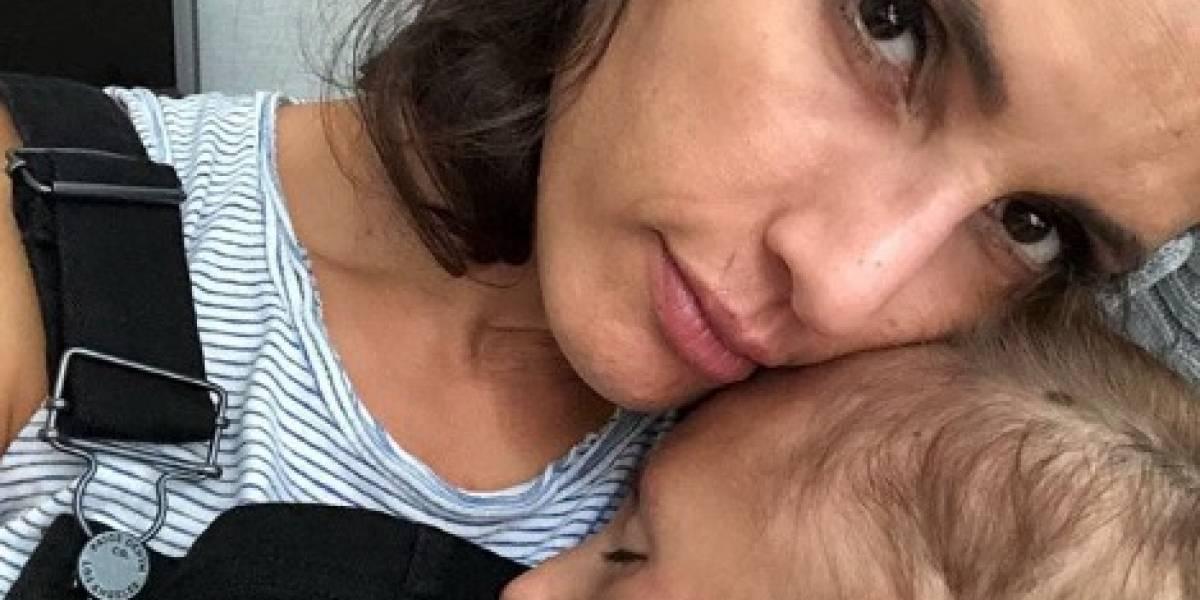 """Leonor Varela: """"Buen viaje principito de mi corazón"""""""