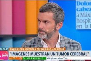 La estremecedora conversación de Cristián Sánchez con Máximo antes de entrar a pabellón