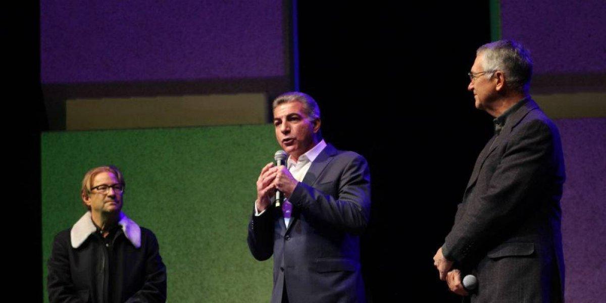 Antonio Gali inaugura Ciudad de las Ideas con canción de Emmanuel