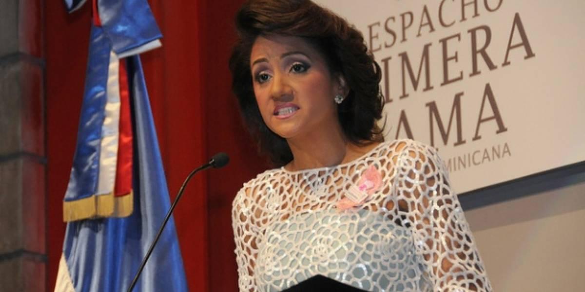 Primera dama: La familia es clave en reconocer derechos personas discapacidad