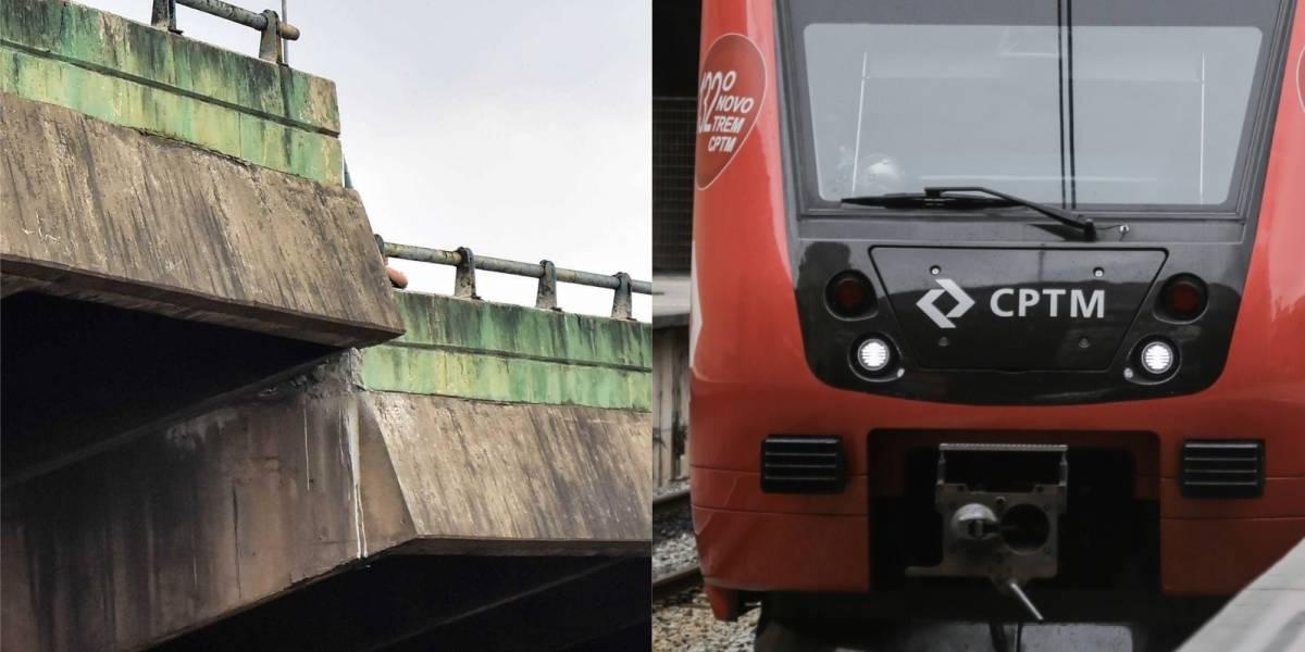 Trens da Linha 9-Esmeralda da CPTM estão com circulação interrompida neste sábado