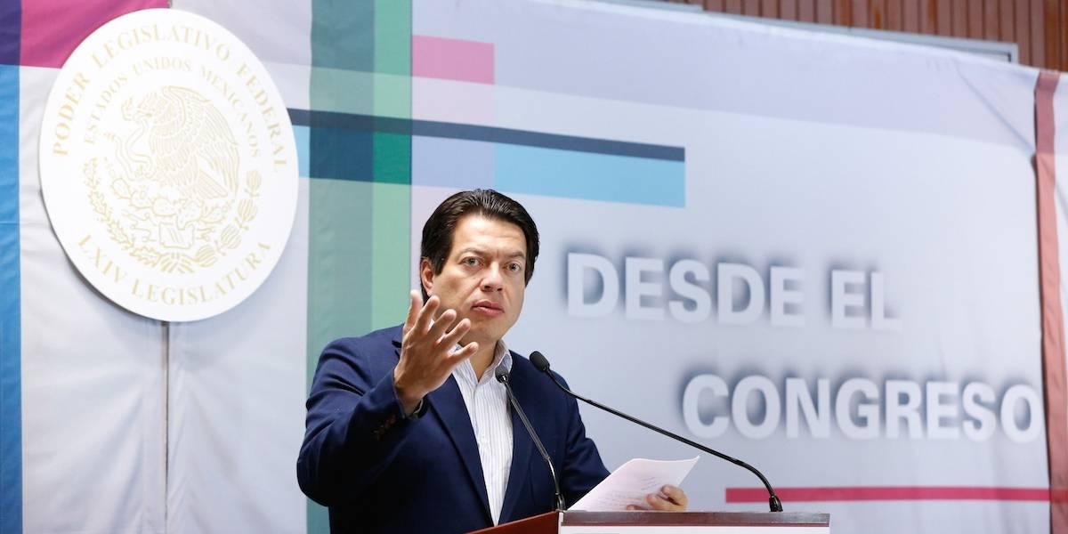 Iniciativa para crear Guardia Civil ya tiene fecha de presentación: Mario Delgado