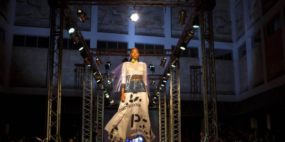 Google y emprendedores cubanos presentan desfile de modas con originales diseños