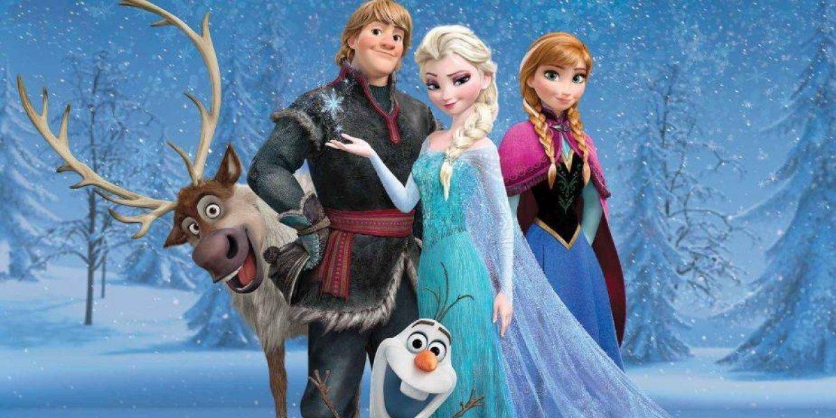 Filtran Imagen De Elsa Y Anna En Frozen 2 Publinews