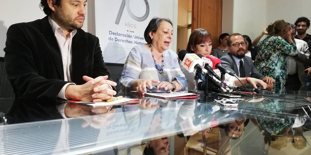Conflicto en la Araucanía: INDH presentará querella por golpes al menor de 15 años que acompañaba a Catrillanca