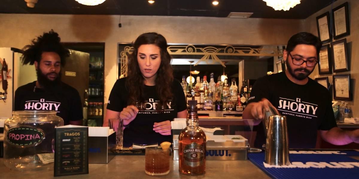 Pernod Ricard lleva la barra del Shorty a otro nivel