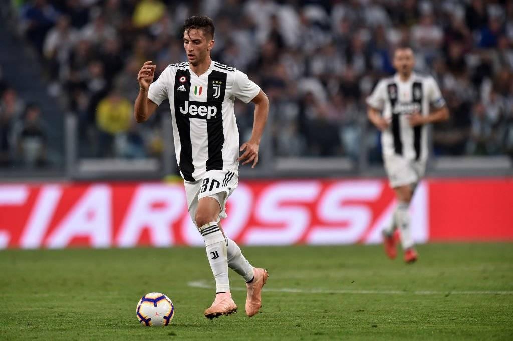 Rodrigo Bentancur fue nombre fijo en la campaña de Uruguay en Rusia 2018 y tras ello ha sido titular en Juventus. Apenas tiene 21 años / Foto: Getty Images