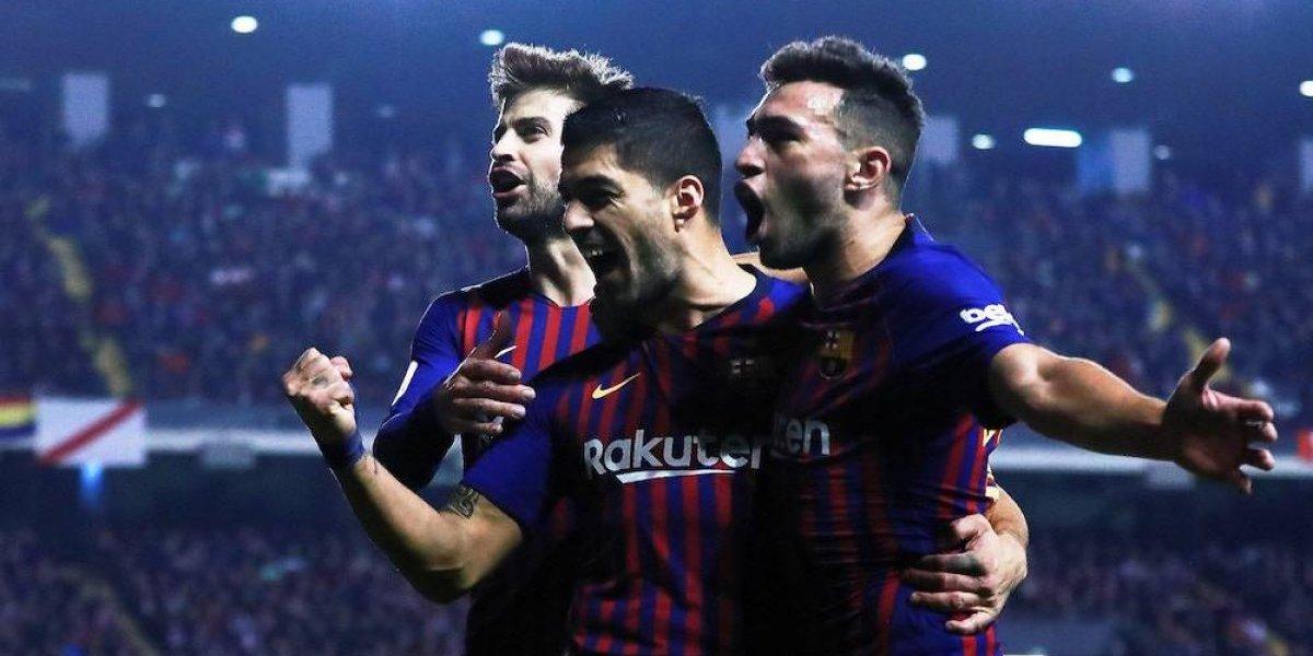 Nike lanza jersey para conmemorar sus 20 años con el Barcelona