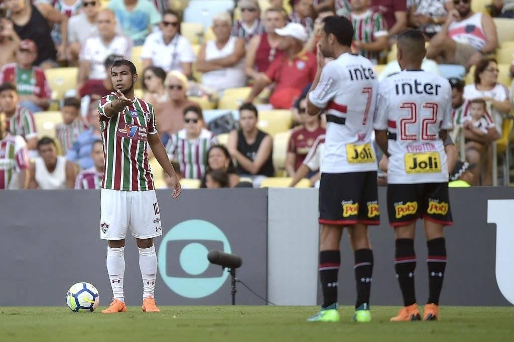 Junior Sornoza debe llevar su buen nivel en Fluminense a la selección de Ecuador / Foto: Getty Images