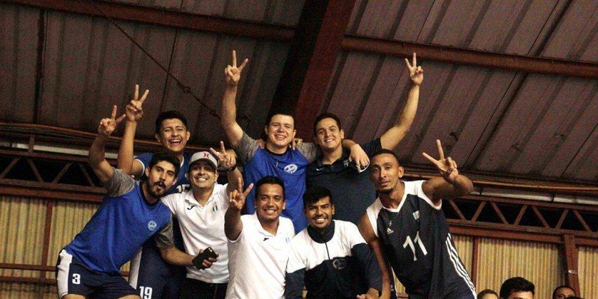 ¡Guatemala, bicampeón centroamericano de voleibol!