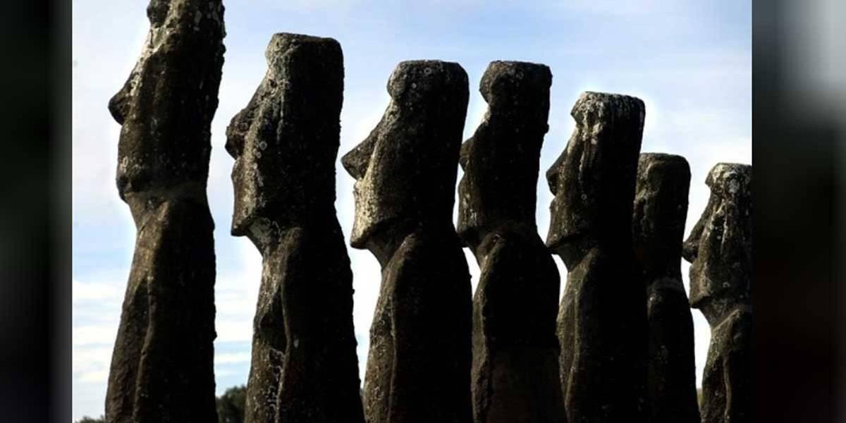 Chile quer que Reino Unido devolva estátua tirada da Ilha de Páscoa há 150 anos
