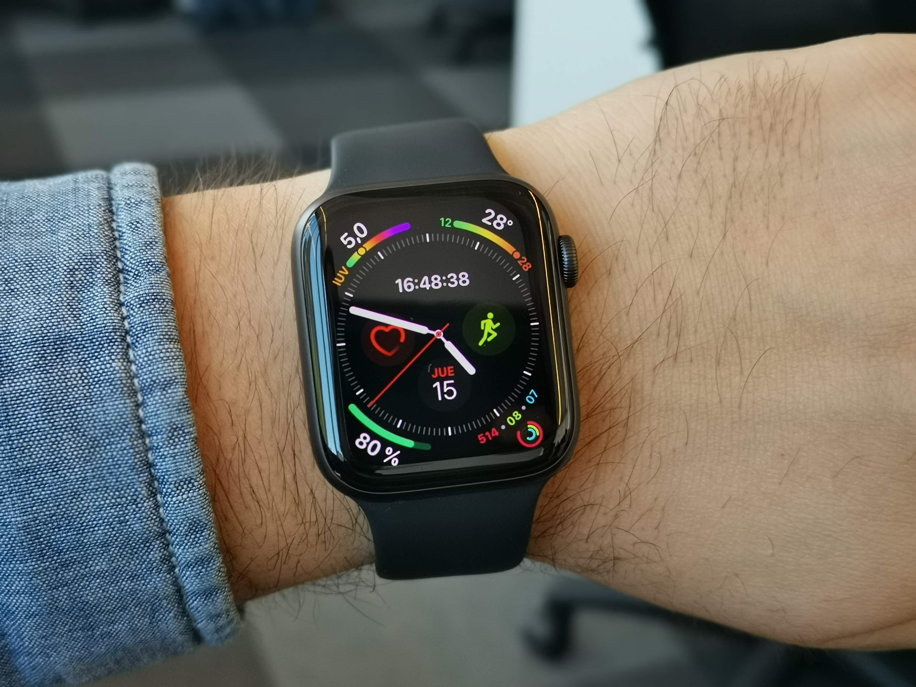 Apple Watch Series 4 Review FayerWayer