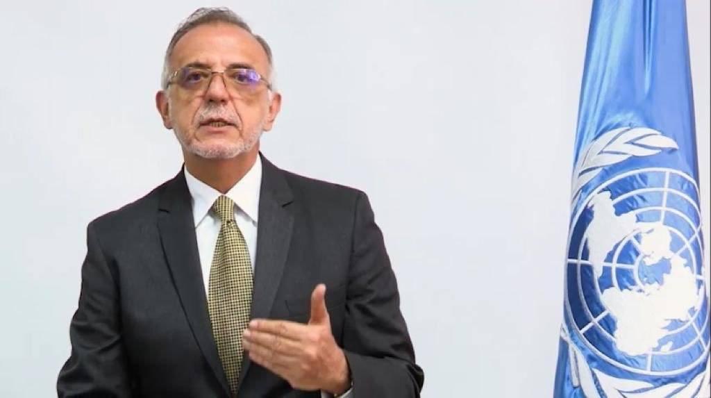 Iván Velásqsuez, jefe de la CICIG. Foto: CICIG