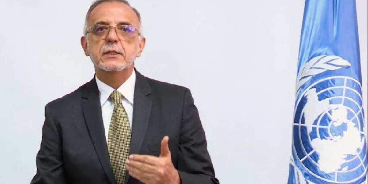 VIDEO. Velásquez insta a proveer más recursos al sistema de justicia