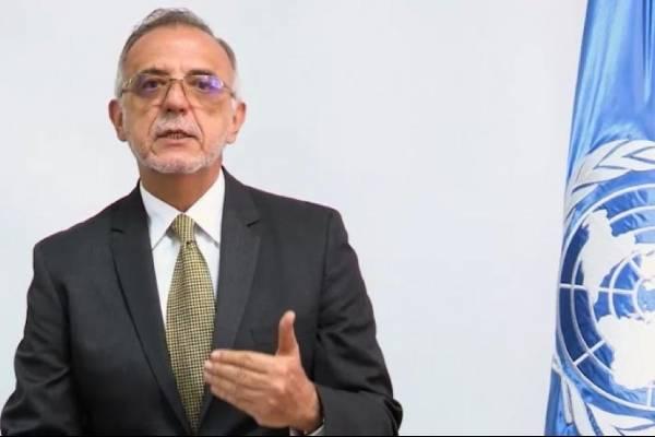 Iván Velásqsuez, jefe de la CICIG.