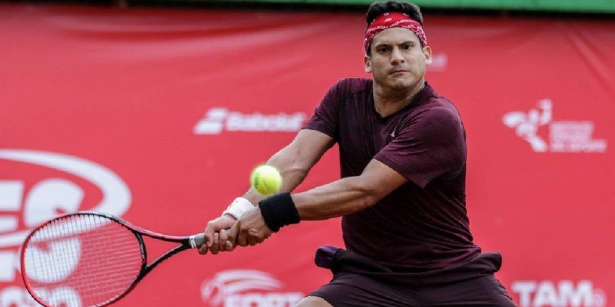 Bastián Malla cayó en Buenos Aires y no pudo llegar a su primera semifinal de Challenger
