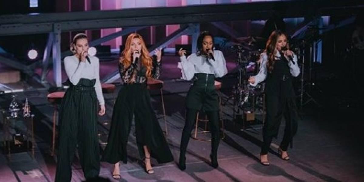 Little Mix lança novo álbum e quebra a internet