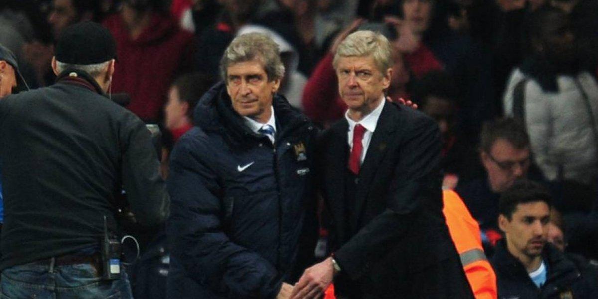 ¿En qué se parecen Manuel Pellegrini y Arsene Wenger?