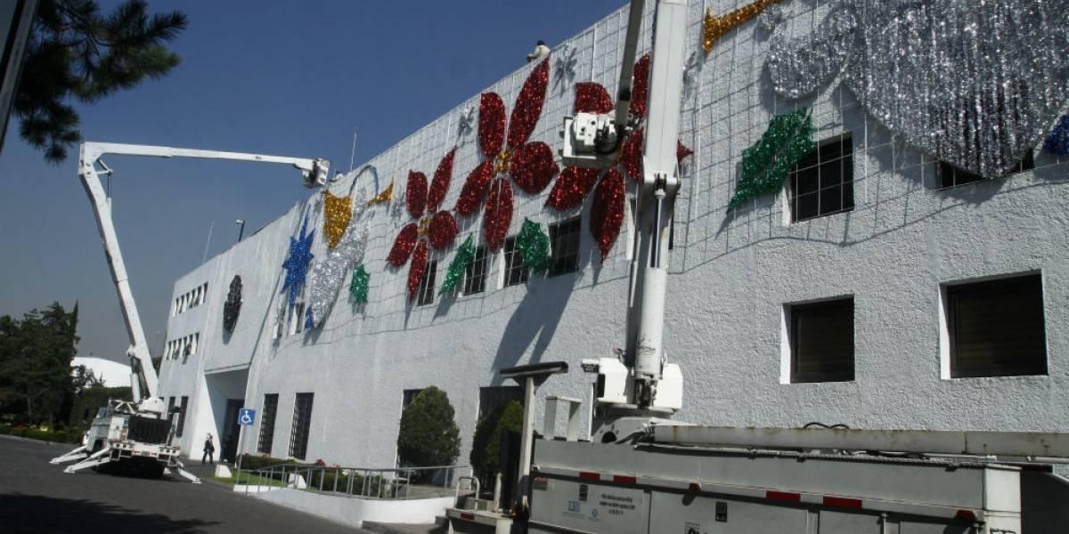 Los Pinos se abrirá al público desde el 1 de diciembre