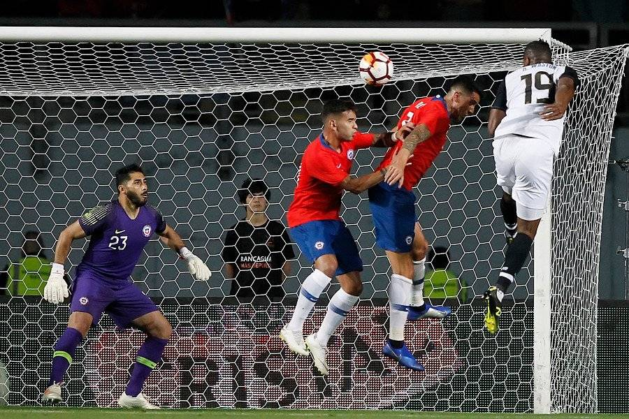 El primer gol que sorprendió a todos / imagen: Photosport