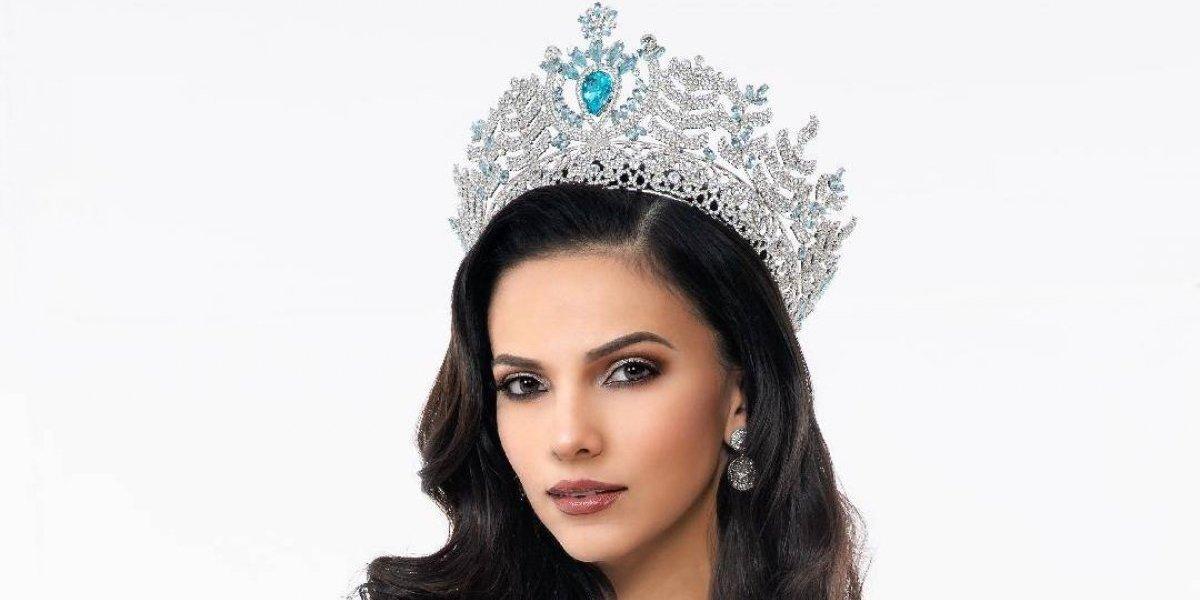 Valeria Vázquez representará a Puerto Rico en Miss Supranational 2018