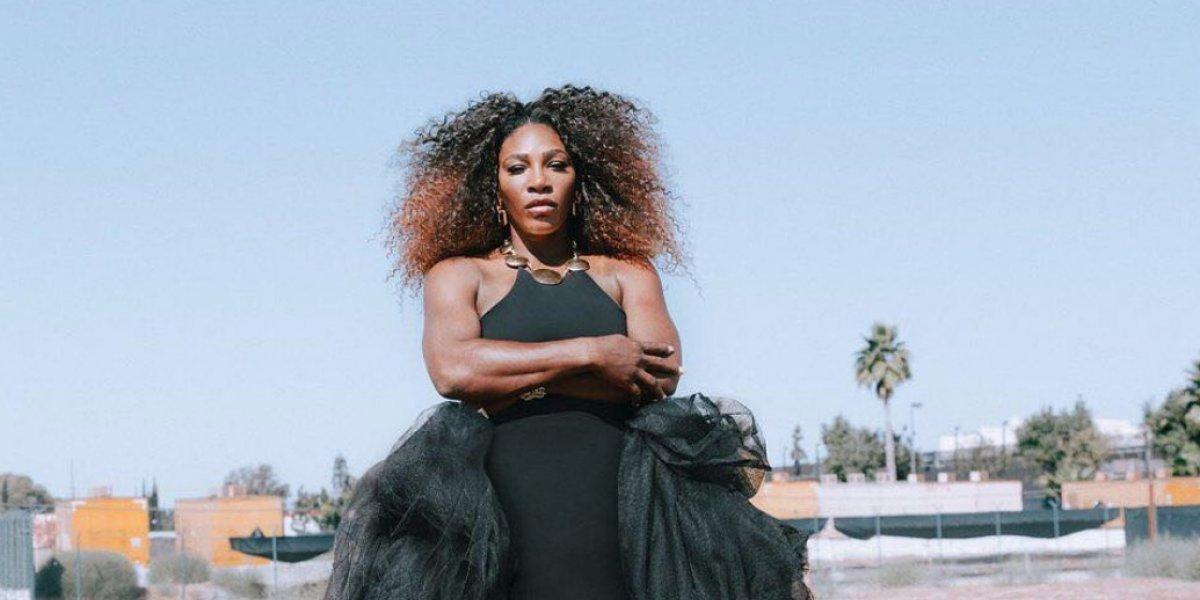 El mundo critica a revista GQ por cuestionar el género de Serena Williams