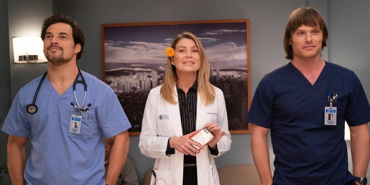 Grey's Anatomy: Último episódio do ano confirma Meredith em triângulo amoroso