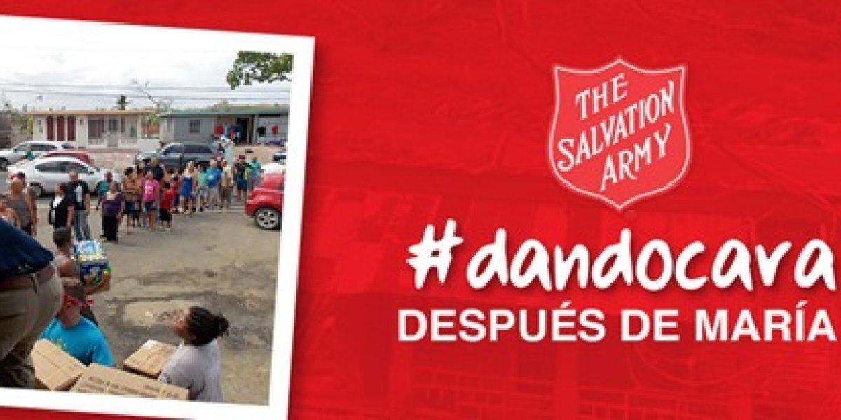 Con el motivo de Acción de Gracias The Salvation Army reitera su compromiso con la comunidad puertorriqueña