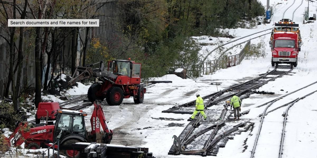 Critican a autoridades en EEUU por no advertir a tiempo sobre tormenta de nieve