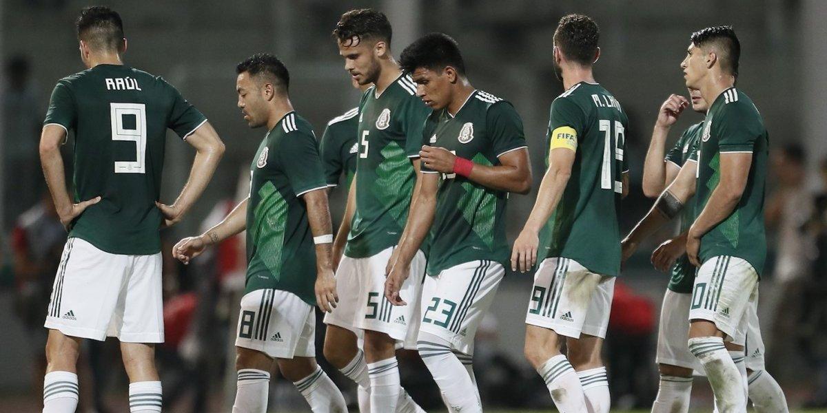 México cae ante Argentina en tedioso partido de fecha FIFA