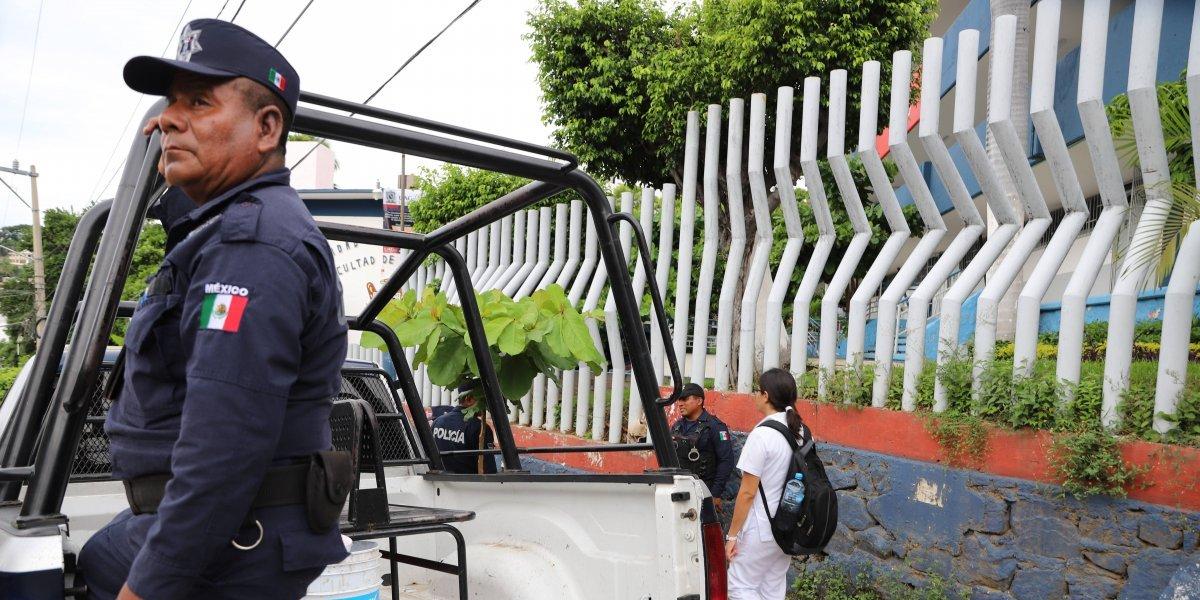 Implementan operativo especial en Guerrero por fin de semana largo