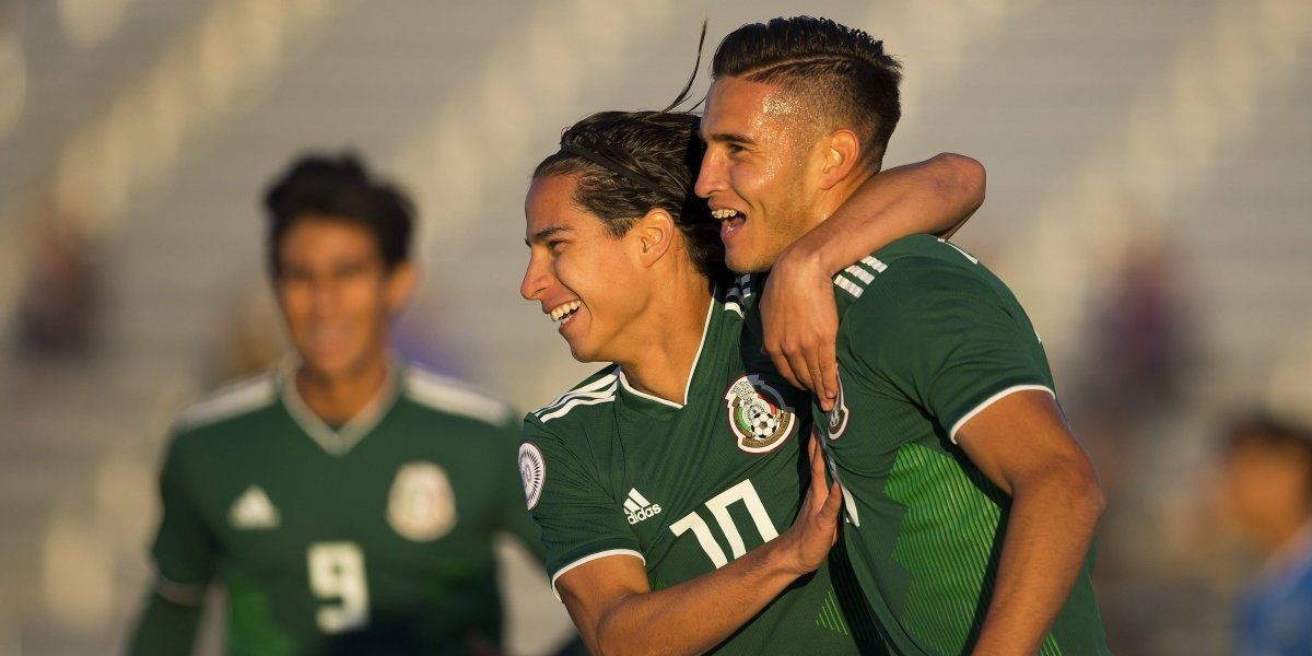 México firma su boleto a Polonia 2019