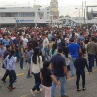Simulacro Guayaquil