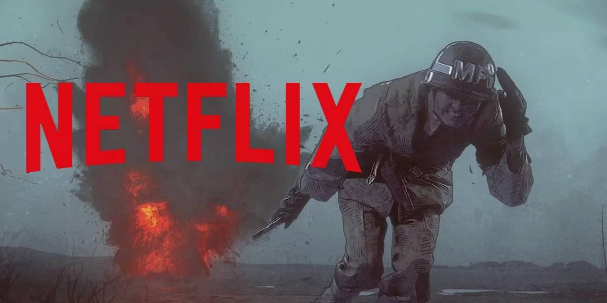 The Liberator: la nueva serie animada de Netflix sobre la Segunda Guerra Mundial