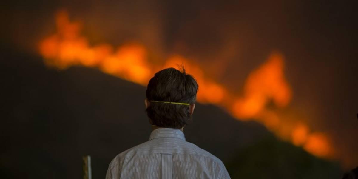 El número de desaparecidos por incendio en California se disparó dramáticamente a 600