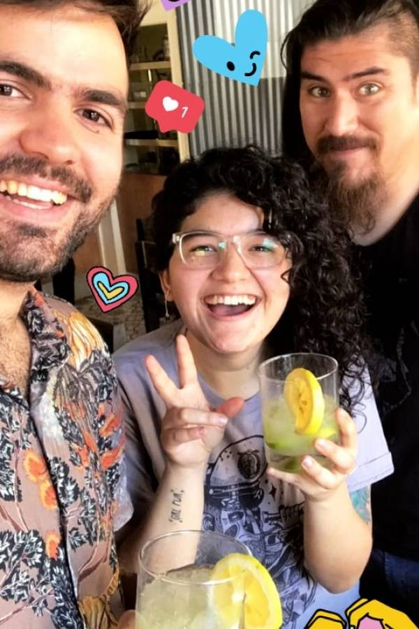 HoyCBB con Benjamín Walker, cantante nominado a los Latin Grammy