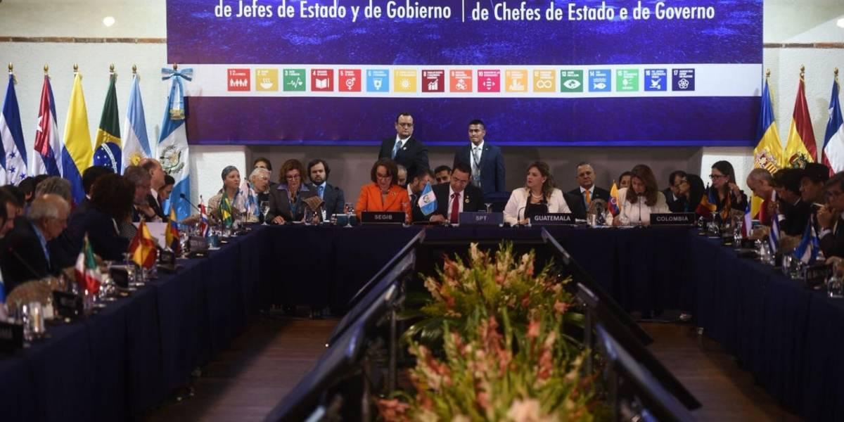 Reforzar la cooperación en Iberoamérica, la principal conclusión de la 26 Cumbre