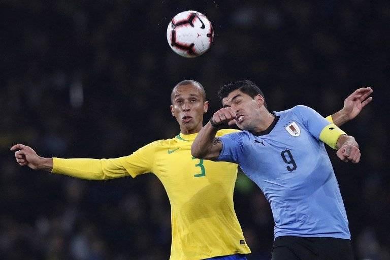 Brasil y Uruguay