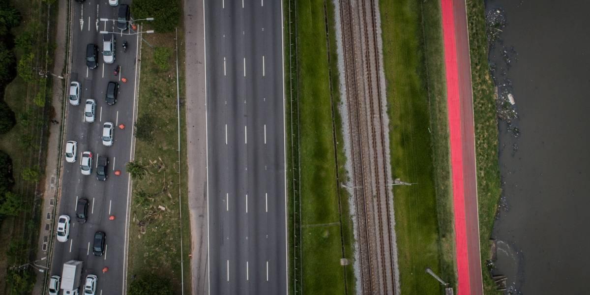Veja rotas alternativas com a interdição da pista da marginal Pinheiros