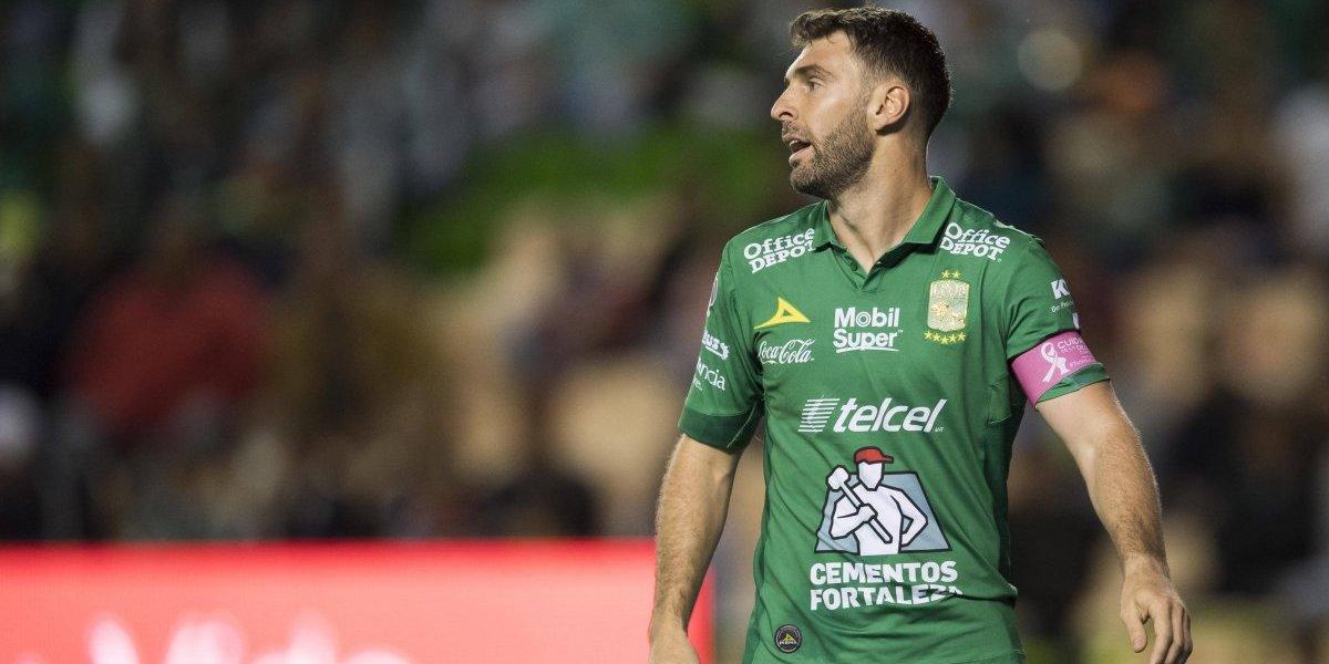 Mauro Boselli podría salir del León para el Clausura 2019