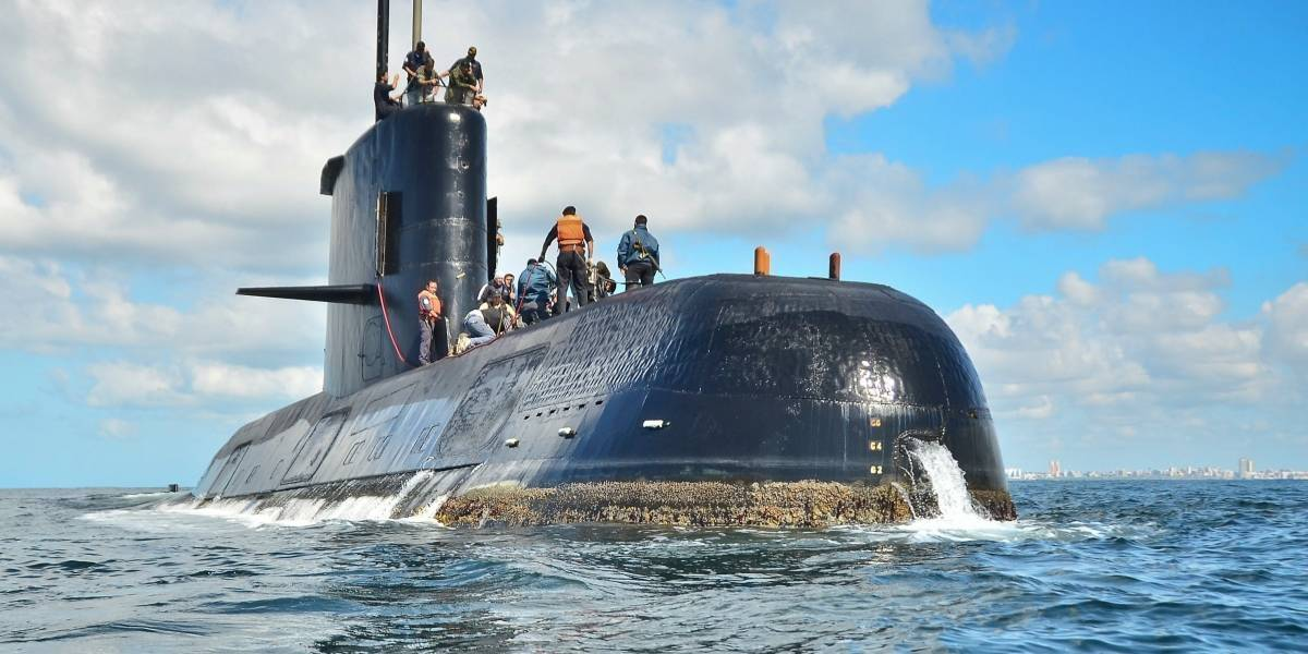 Submarino ARA San Juan: buque chileno le había informado a Argentina su ubicación 20 días después de su desaparición