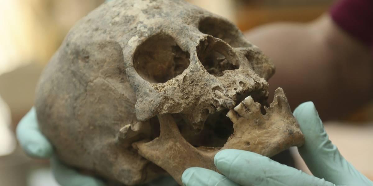Hallan cementerio Inca de 500 años de antigüedad