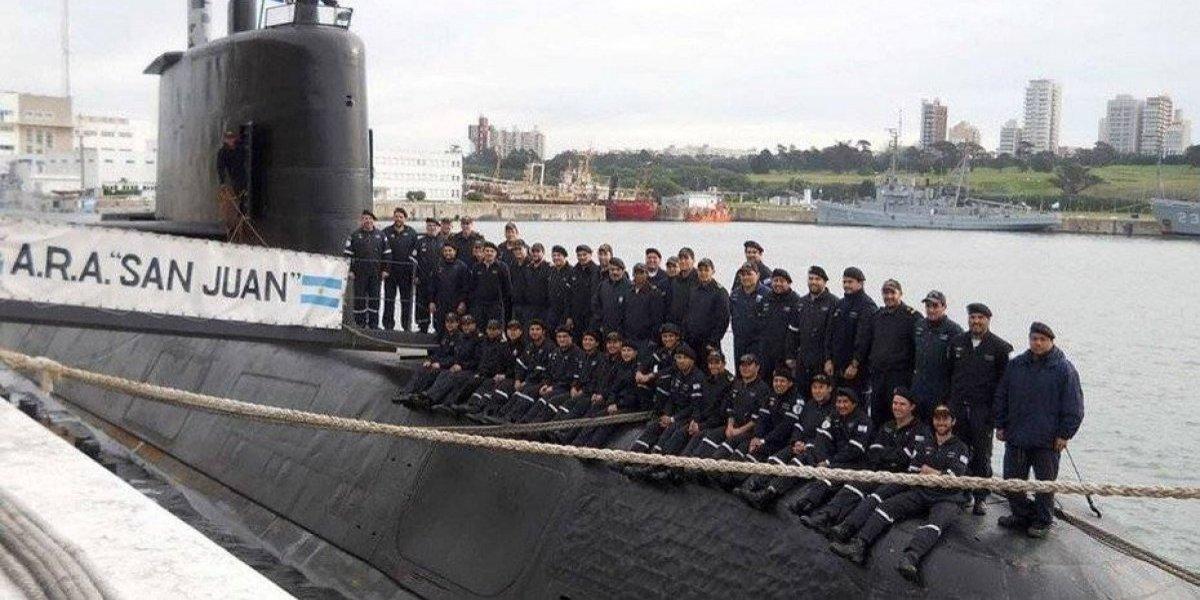 Después de un año localizan al submarino Ara San Juan