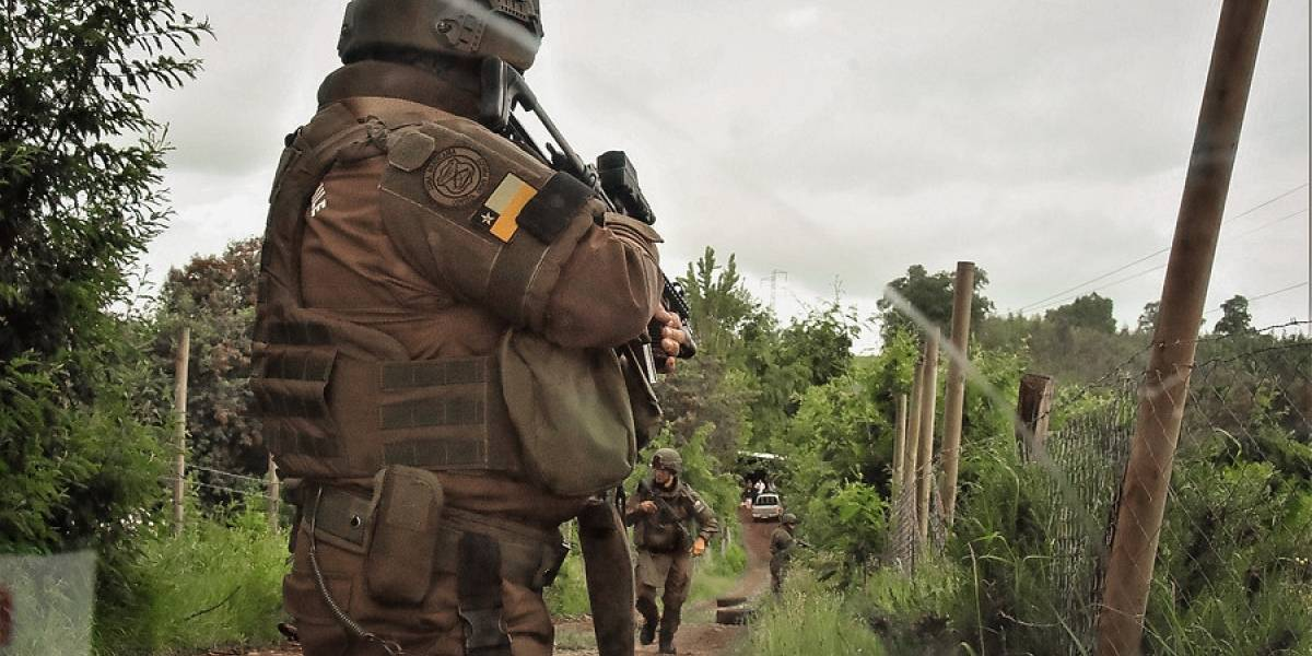 Pese a contar con cámaras GoPro: Carabineros no grabó operativo en que murió comunero mapuche Camilo Catrillanca