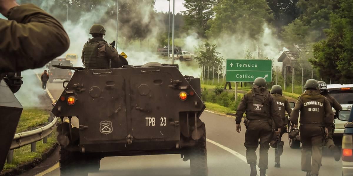 """Muerte de Camilo Catrillanca: investigan a cuatro carabineros del """"Comando Jungla"""" tras operativo en Temucuicui"""