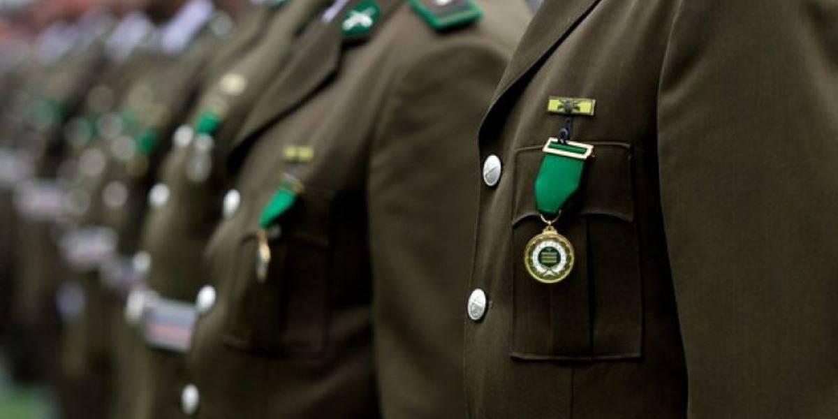 """""""Uno menos"""": Carabineros dio de baja a sargento que celebró en Facebook la muerte de Camilo Catrillanca"""