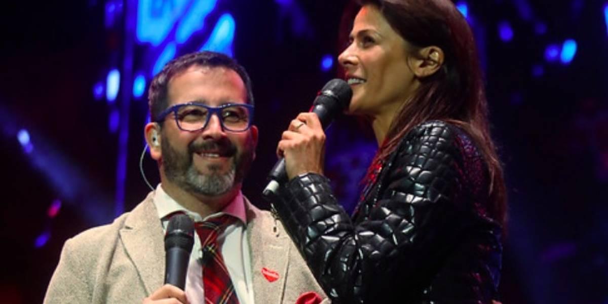 Tonka y Eduardo fuentes envían fuerzas a Leonor Varela y Cecilia Bolocco en la Teletón