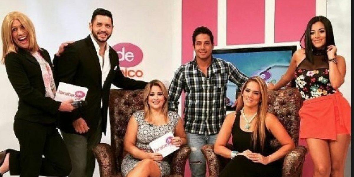 Jarabe de Pico se despide de la televisión ecuatoriana