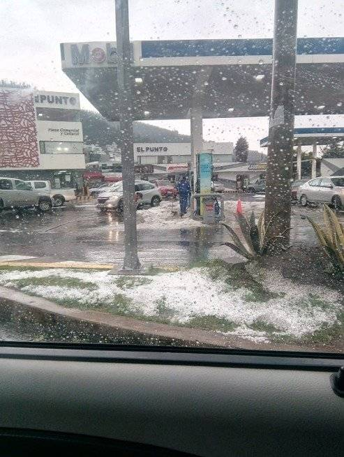 Fuerte lluvia y granizada en Quito este 17 de noviembre Metro Ecuador